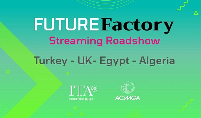 Streaming Roadshow di Acimga in Turchia, UK, Egitto e Algeria